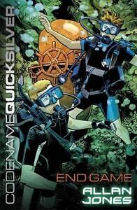 End Game: Book 6 (Codename Quicksilver), Jones, Allan Frewin, New Book