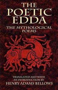 NEW The Poetic Edda: The Mythological Poems