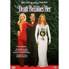 Death Becomes Her (DVD, 1998, Keep Case; Subtitled Spanish)