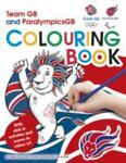 Team GB and ParalympicsGB Colouring Book, Locog, 1847328997