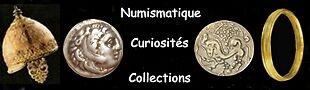 Numismatique Curiosités Collections