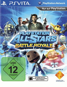 PlayStation All-Stars Battle Royale (Sony PlayStation Vita, 2012) - <span itemprop='availableAtOrFrom'>Wuppertal, Deutschland</span> - PlayStation All-Stars Battle Royale (Sony PlayStation Vita, 2012) - Wuppertal, Deutschland