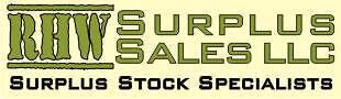 RHW Surplus Sales LLC
