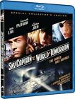Sky Captain and the World of Tomorrow (Blu-ray Disc, 2006)