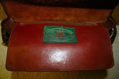 Dooney & Bourke Collection VINTAGE AWL Tack Bags PHOTOS