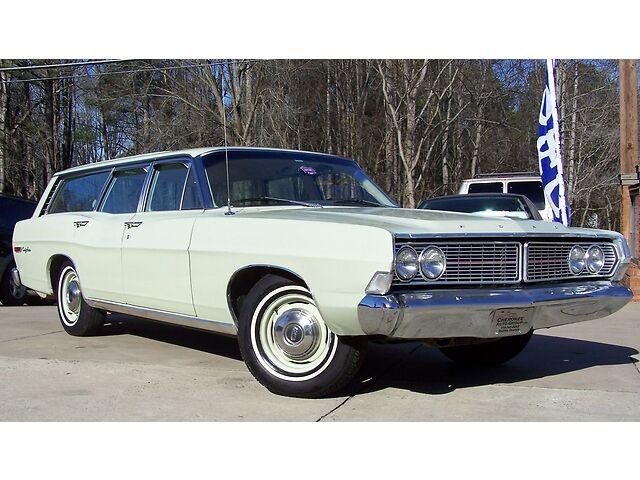 1968 ford country sedan station wagon for sale. Black Bedroom Furniture Sets. Home Design Ideas