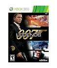 Microsoft Xbox 360 007 Legends Video Games