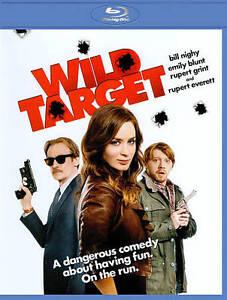 Wild Target (Blu-ray Disc, 2011) New