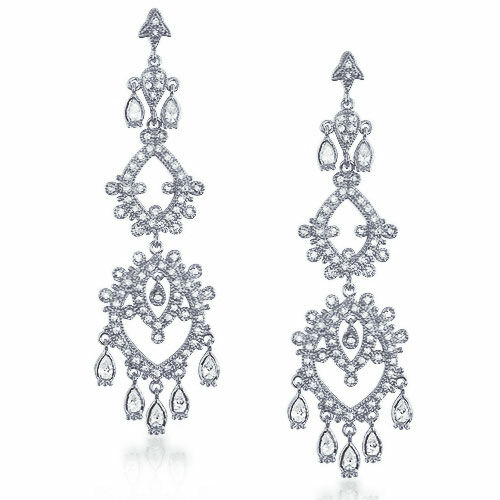 Your Guide to Buying Vintage Chandelier Earrings