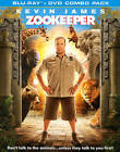 Zookeeper (Blu-ray/DVD, 2011, 2-Disc Set) (Blu-ray/DVD, 2011)