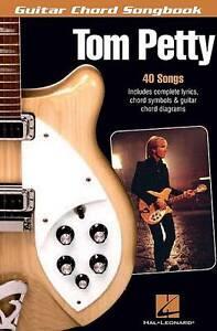 Guitar Chord Songbook, Petty, Tom