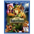 Robin Hood (1973 film) DVDs