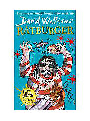Ratburger, Walliams, David, New Book