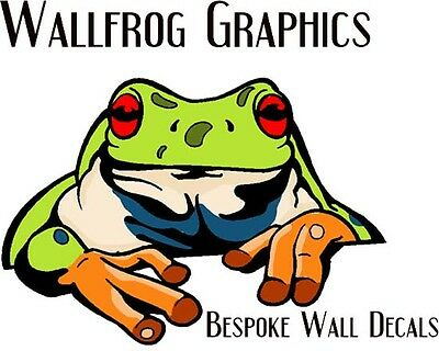 wallfrog-vinyl wall graphics direct
