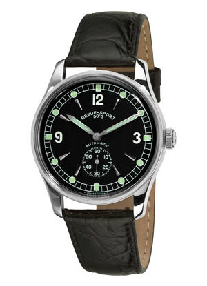 Men's Leather Wristwatch Buying Guide