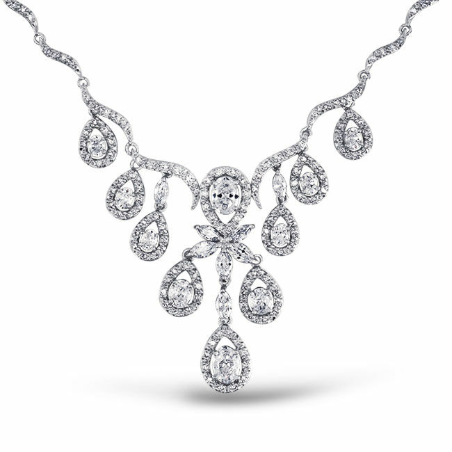 Vintage Diamond Necklace Buying Guide