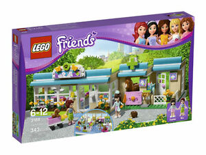 Lego Friends Heartlake Vet 3188 For Sale Online Ebay