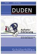 Aufsatz/Erörterung, 7. bis 10. Klasse von Diethard Lübke (2005, Taschenbuch) - Deutschland - Aufsatz/Erörterung, 7. bis 10. Klasse von Diethard Lübke (2005, Taschenbuch) - Deutschland