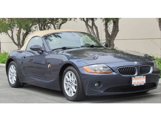 2004 bmw z4 roadster 2d must sell pre owned smoke. Black Bedroom Furniture Sets. Home Design Ideas