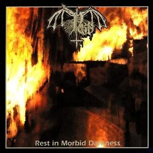 Pest - Rest in Morbid Darkness (2008) FULLY SEALED CD FREE POSTAGE