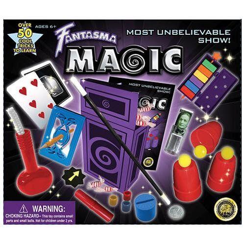 Hokuspokus: Alles, was Hobbyzauberer brauchen und ein paar Zaubertricks dazu