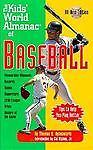 Kids' World Almanac of Baseball, Thomas G. Aylesworth, 0886877881