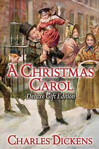 A-Christmas-Carol-Deluxe-Gift-Edition-Charles-Dickens-Used-Good-Book