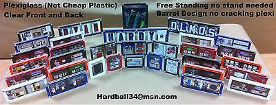 Hardball34 sport card booklet cases