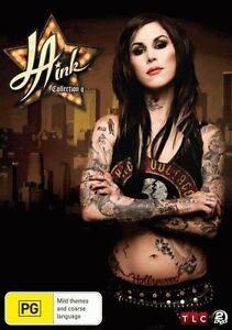 LA Ink : Collection 9 (DVD, 2011, 2-Disc Set) Region 4 New Tattoo Art