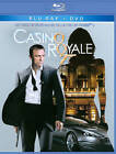 Casino Royale (Blu-ray/DVD, 2012, 2-Disc Set)