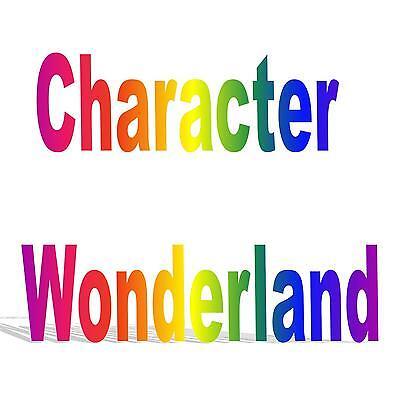 CHARACTER WONDERLAND
