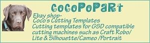 Coco's cutting templates