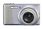 Ricoh CX3 10.0 MP Digital Camera - Violet