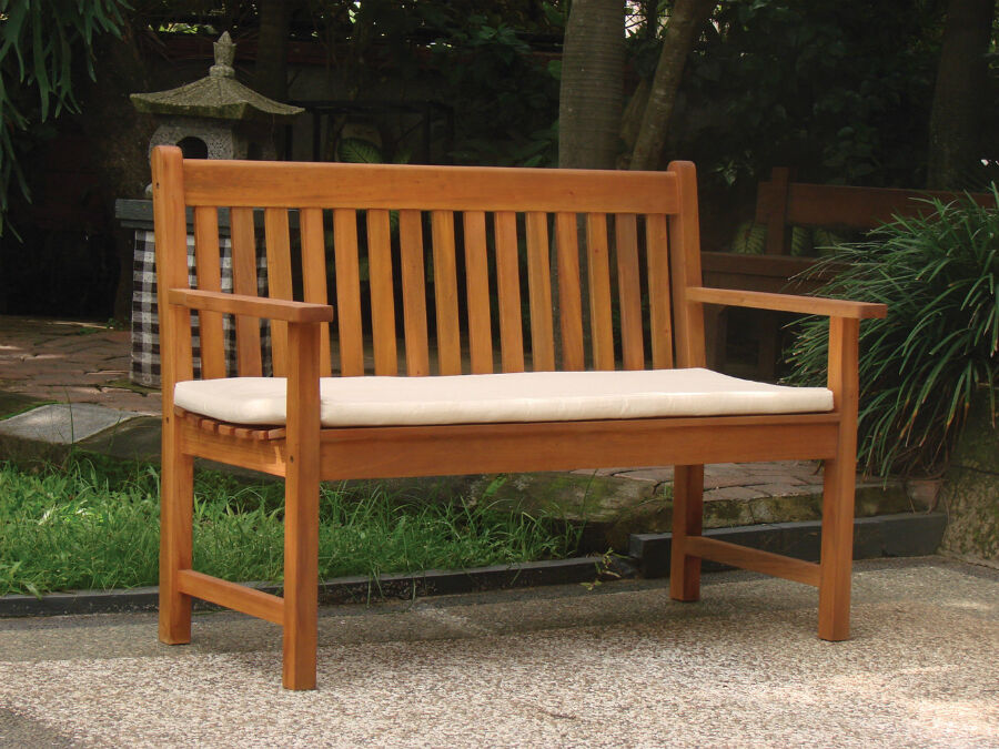 How to Buy a Used Garden Bench