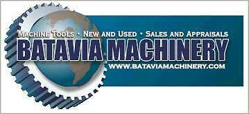 Batavia Machinery Inc