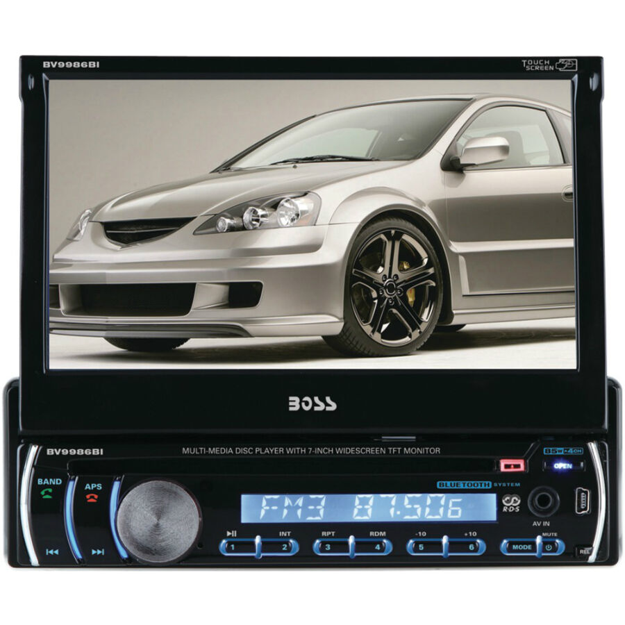 A Buyer's Guide to In-Car DVD Player Features