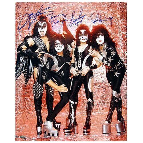 Autogramme von Bands kaufen