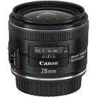 Canon EF Camera Lenses Canon IS 28mm Focal
