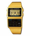 Casio Databank Wristwatches with Calculator