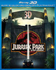 Jurassic Park (DVD, 2013, 3-Disc Set, Canadian)