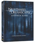 Nightmares & Dreamscapes Collection (DVD, 2006, 3-Disc Set)
