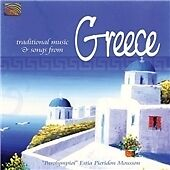 Various-Artists-Traditional-Music-And-Songs-From-Greece-Music-CD