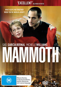 Mammoth (DVD, 2011) Brand New & Sealed