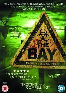 The Bay (DVD, 2013) new and sealed uk release with slipcase