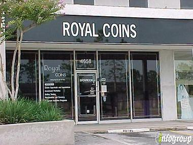 Royal Coin And Jewelry Houston TX