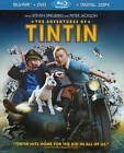 The Adventures of Tintin (Blu-ray/DVD, 2012, 2-Disc Set, Includes Digital Copy; UltraViolet) (Blu-ray/DVD, 2012)