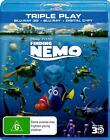 Finding Nemo 3D Blu-ray Discs