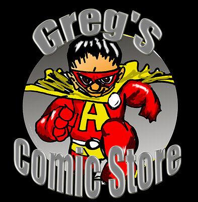 GREG'S COMIC STORE
