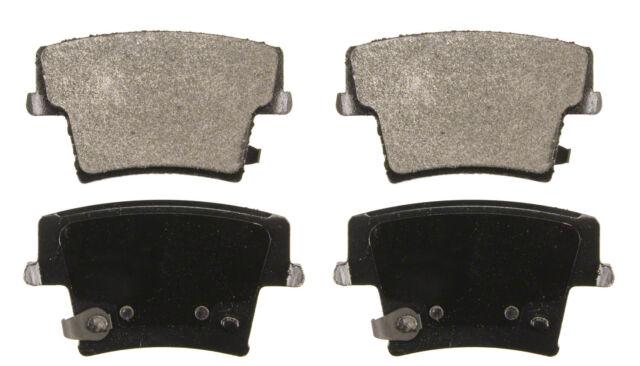 Disc Brake Pad-SevereDuty Rear Wagner SX1057B