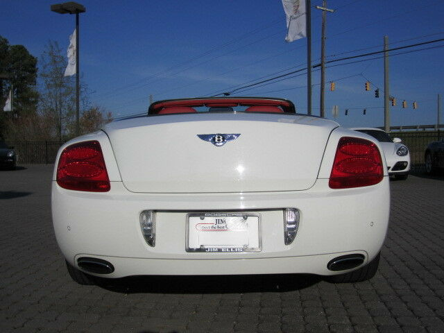 Bentley Continental Gt Convertible. 2007 Bentley Continental GT